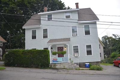 Wakefield Multi Family Home Under Agreement: 4 Pleasant St