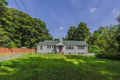Dedham Single Family Home Contingent: 45 Thomas Street