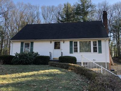 Billerica Single Family Home For Sale: 59 Salem Rd