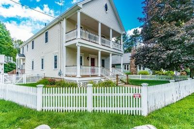 Wilbraham Single Family Home Price Changed: 579 Main St