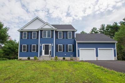 Middleboro Single Family Home For Sale: 27 Gateway Lane