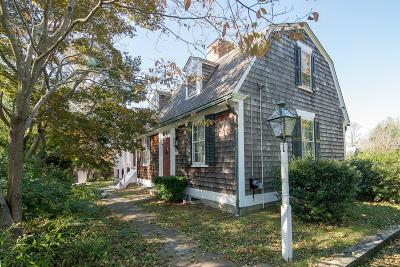 RI-Bristol County Single Family Home Under Agreement: 1237 Hope St