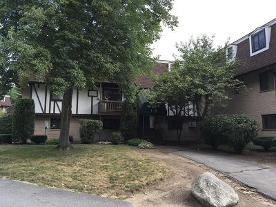 Mansfield Condo/Townhouse Under Agreement: 20 Erick Road #16