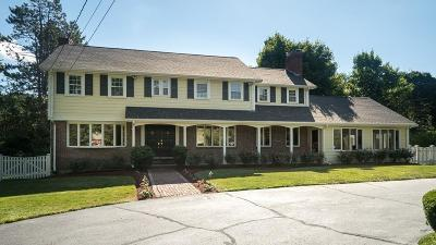 Westwood Single Family Home Contingent: 376 Canton St