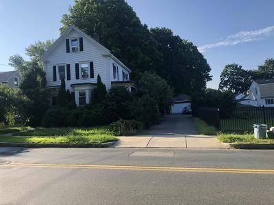Stoneham Single Family Home For Sale: 109 Elm St