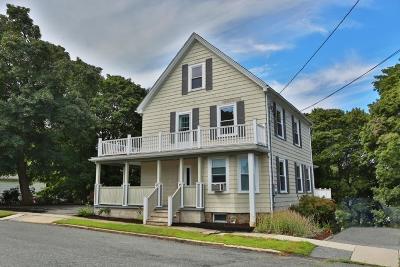 Peabody Single Family Home For Sale: 23 Calumet Street