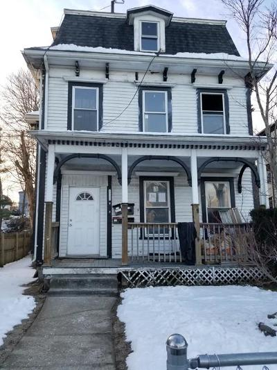 Multi Family Home For Sale: 1000 River St
