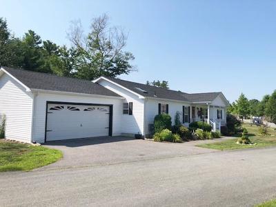 Middleboro Single Family Home For Sale: 1604 Simmons Road #Oak Poin