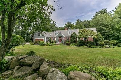 chelmsford Single Family Home For Sale: 15 Grandview Rd
