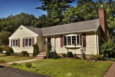 Wakefield Single Family Home Contingent: 55 Wiley Street