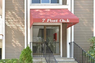 Natick Condo/Townhouse Under Agreement: 7 Post Oak Lane #4