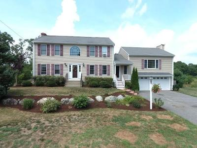 Attleboro Single Family Home For Sale: 29 Brushwood Lane