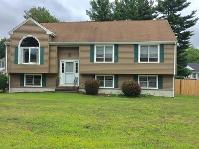 Weymouth Single Family Home For Sale: 24 Michele Dr