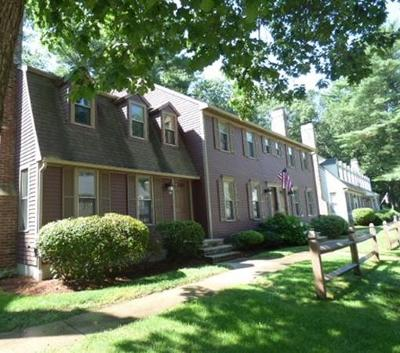 Billerica, Chelmsford, Lowell Condo/Townhouse Under Agreement: 124 Wellman Ave. #124