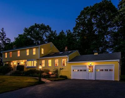 Westborough Single Family Home Under Agreement: 35 Overlook Drive