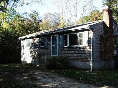 Plymouth MA Single Family Home Back On Market: $269,900