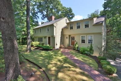 Lynnfield MA Single Family Home Under Agreement: $834,900