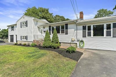 Braintree Single Family Home For Sale: 115 Cain Ave