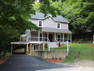 Southborough Single Family Home For Sale: 8 Learned St