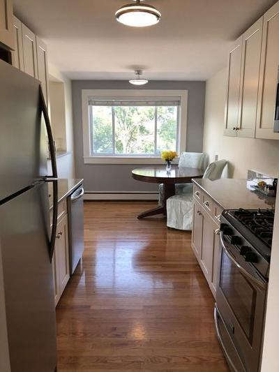 Arlington Condo/Townhouse Sold: 215 Massachusetts Ave #47 (AKA#