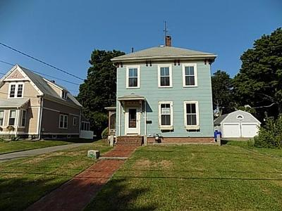 Rockland Single Family Home Under Agreement: 48 Franklin Ave