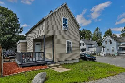 Lowell Single Family Home Contingent: 1 Coburn Ct