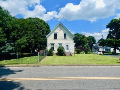Avon Single Family Home Under Agreement: 91 Page St