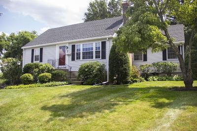 Natick Single Family Home For Sale: 7 Digren Rd