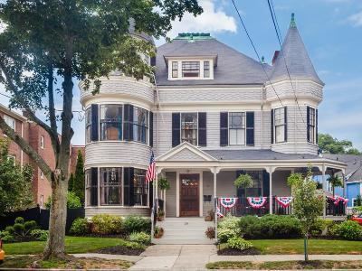 Lynn Single Family Home For Sale: 28 Atlantic Street