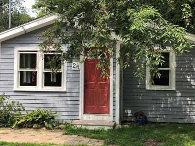 Hanson Single Family Home Under Agreement: 26 Squantum Ave