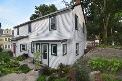 MA-Suffolk County Single Family Home For Sale: 75 Church St