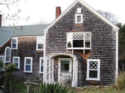 Marshfield Rental For Rent: 47 Pudding Hill #Rear