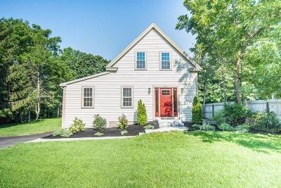 Bridgewater Single Family Home Under Agreement: 37 Vernon St