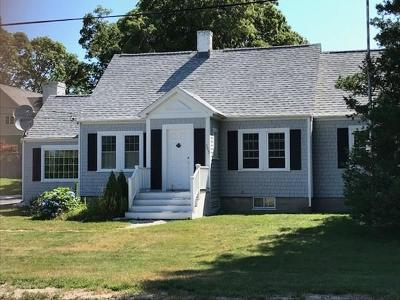 Bourne Single Family Home New: 315 Shore Rd