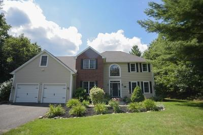Belchertown Single Family Home Under Agreement: 61 Old Sawmill Rd