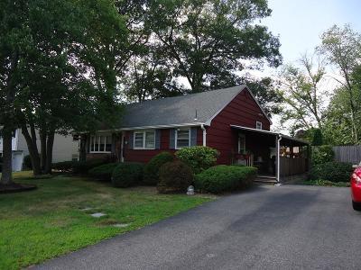 Brockton Single Family Home Contingent: 83 Taft Ave
