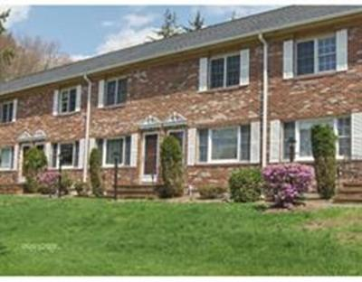 East Bridgewater Condo/Townhouse Under Agreement: 326 Bedford St #326