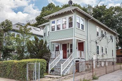 Multi Family Home Under Agreement: 184-186 Fuller St