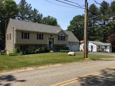 West Bridgewater Single Family Home For Sale: 37 Thayer Ave.
