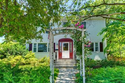 Cambridge Single Family Home Under Agreement: 23 May Street