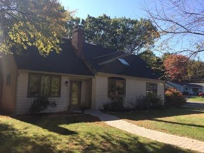 Sudbury Single Family Home For Sale: 141 Stock Farm Rd
