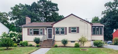 Stoneham Single Family Home For Sale: 11 Walsh Ave