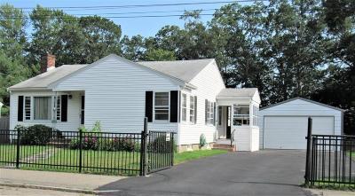 Brockton Single Family Home New: 18 Yarmouth Ave
