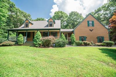 Avon Single Family Home Under Agreement: 153 Central Street