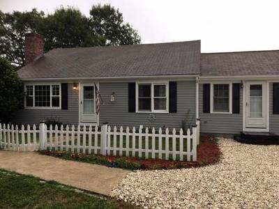 Mashpee Single Family Home Price Changed: 73 Shields Rd