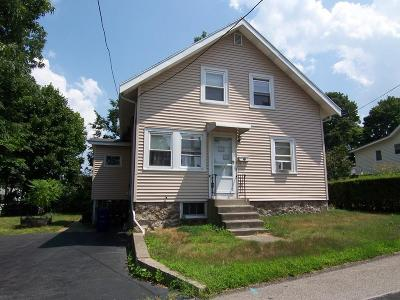 Braintree Single Family Home New: 14 Hillcrest Road