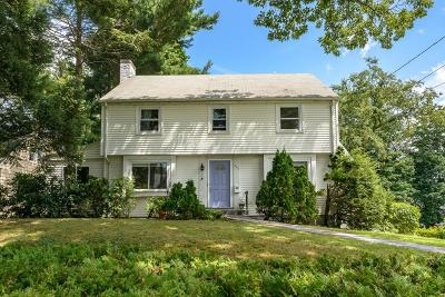 Brookline Single Family Home For Sale: 207 Russett Road