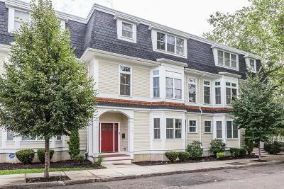 Condo/Townhouse For Sale: 28 Dorr Street #U28