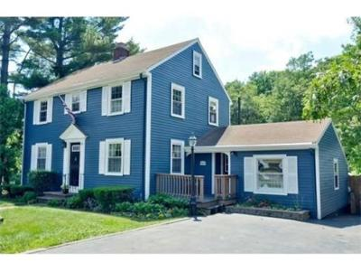 Braintree Single Family Home New: 95 Cleveland