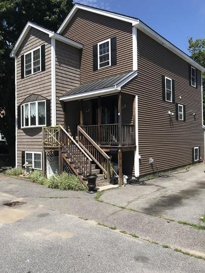Lowell Single Family Home For Sale: 40 Court St